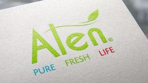 Alen Air Purifiers Logo