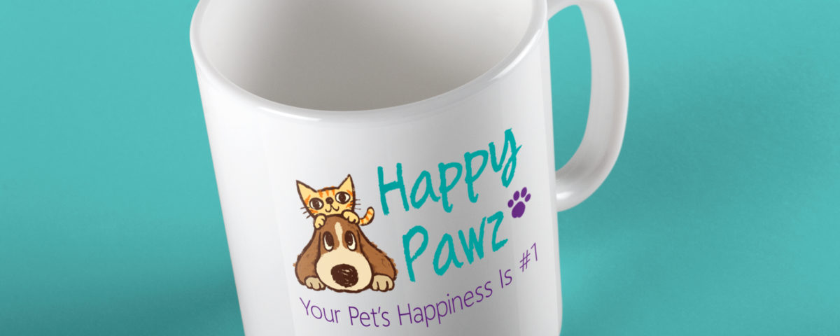 Happy Pawz Logo